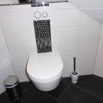 freihängendes WC