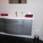 Waschbecken inkl Unterschrank