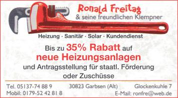 Ronald Freitag_Logo