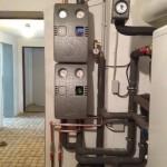 Trennsystem Fußbodenheizg. Öl oder Gas