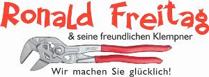 Logo vonRonald Freitag Heizung Sanitär Solar Kundendienst aus Garbsen